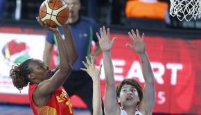 Spain 74-50 Japan WC2014