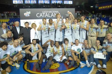 DKV Joventut Win Basquet Catalana Liga
