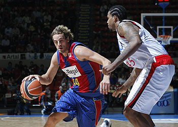 Barca vs Tau ACB Finals 2009