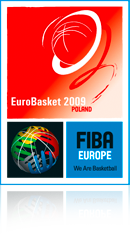 EuroBasket Poland 2009 TV Schedule Worldwide