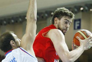 Unexpected Loss In Opening of Eurobasket For Spain
