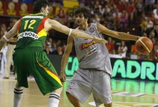 Ricky Rubio Signs With Barca?