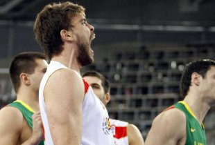 Spain Revived After Win Over Lithuania