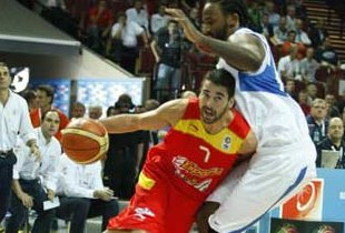 Spain Crushes France & Head To Semis
