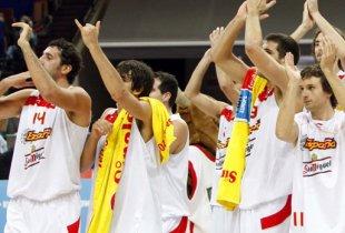 Spain Wins Eurobasket 2009 Over Serbia