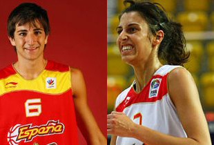 Torrens and Rubio Named FIBA Youth Players of the Year
