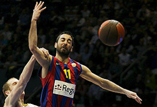 FC Barca Takes 3rd Game of the Series in Euroleague