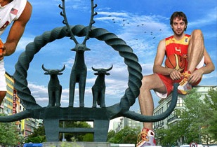 Pau Gasol Will Opt Out of the World Championships in Turkey 2010