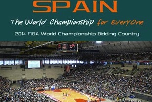 World Basketball Championship 2014 in Barcelona