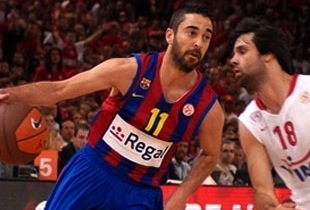 FC Barcelona Blows Out Olympiacos In Euroleague 2010 Final