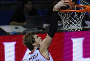 Tiago Splitter 2010 ACB Most Valuable Player