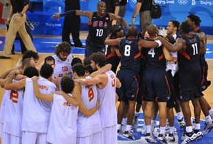 Spain vs USA Exhibition 2010 Tickets Now On Sale