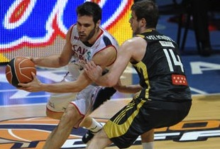 Caja Laboral Rolls Into ACB Against FC Barcelona