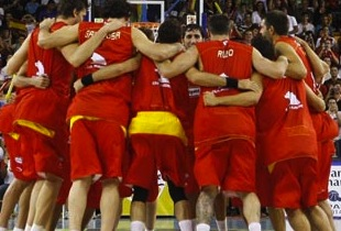Spain 2010 Pre-Selection Roster Turkey