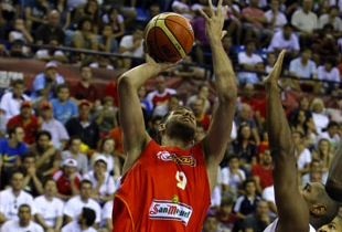 Spain Shocked In First Game Loss Against France 66-72