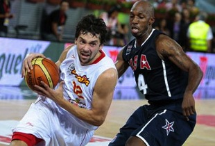 USA Top Spain In Close Friendly Game 86-85 – Global Community Cup