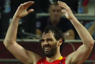 Spain End's Dream of World Champion Repeat With Loss To Serbia 92-89