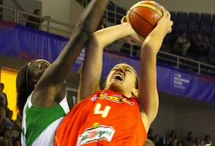 Spain Destroys Mali In First Game In WC's 80-36