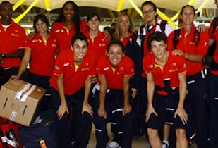 Spain Women Off to Win The Czech Republic World Championship