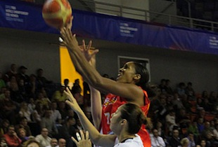 Spain Moves Closer to Quarterfinals After Win Over Japan 86-59