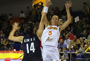 Spain's 2nd Half & Lyttle's Perfomance Led To Win Over Korea 84-69