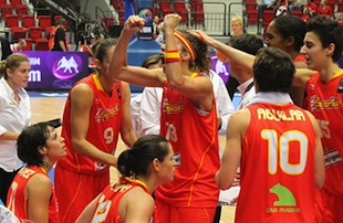 Valdemoro Lifts Spain Over France In OT, Will Face USA In Semifinals 74-71