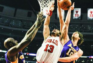Pau Gasol Voted on 2011 NBA All Star Starters Team By First Round Votes