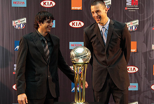 ACB Copa del Rey 2011 Schedule & Teams Set