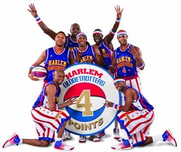 Harlem Globetrotters Spain 2011 Schedule