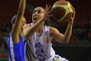 Perfumerias Avenidas Boost Confidence With Big Win Over Ros Casares Before Euroleague Final Four