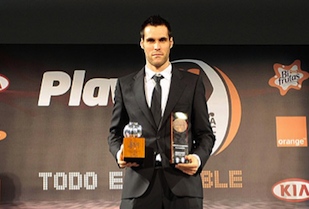 Fernando San Emeterio ACB MVP 2010-11