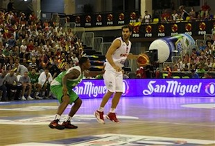 Spain Keeps Rolling Over Friendly Game Competition – (96-59) Over Bulgaria