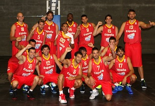 Spain 2011 Final Lithuania Roster & Friendly Game Schedule