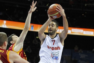 Unstoppable Navarro, Provides Spain With Direct Ticket To London 2012 Olympics