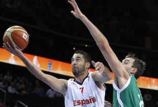 Slovenia No Contest For Spain, Wins 86-64 To Reach Semifinals
