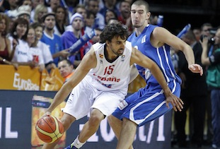 Spain Repeats As Eurobasket Champions 2011 Against France, 98-85