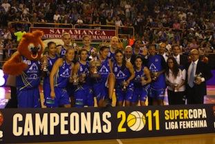 Perfumerías Avenida Wins 2011 LF Super Cup 77-65 Over Rivas