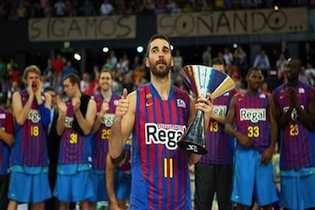 Juan Carlos Navarro Renews Contract With FC Barcelona
