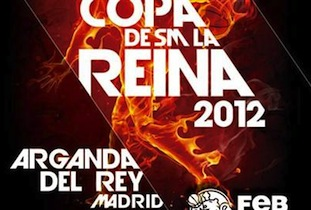 Queens Cup (Copa de la Reina) Teams Finalized