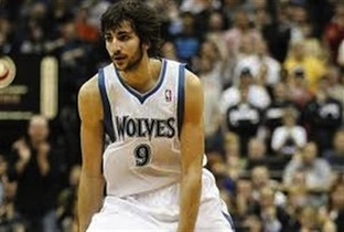 Ricky Rubio Shines In Rising Stars Game