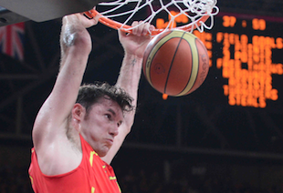 Spain Strong End of Game Play Over Australia Win 82-70