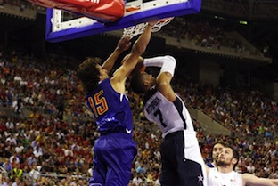 Team USA Defeats Spain in Preparation 100-78