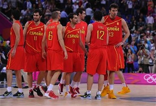 "Spain Reaches Semis After ""Fight"" With France 66-59"