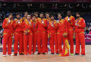 Spain Loses To Team USA In a Respectable Olympic Finals 100-107