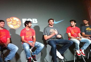 Nike To Sponsor Spain Basketball
