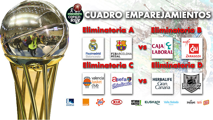 Tickets on Sale 2013 Copa del Rey (Kings Cup)