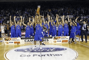 Ford Burgos Wins 2013 Prince Cup Spain