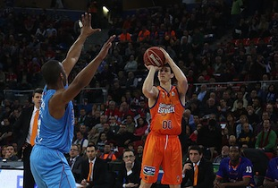 Valencia Basket Heads To Semifinals In Kings Cup With Win Over Estudiantes 77-59