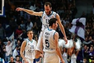 Real Madrid & FC Barcelona Will Face In Semifinals – London Euroleague 2013