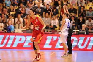 Spain Women Completes Eurobasket First Round Undefeated